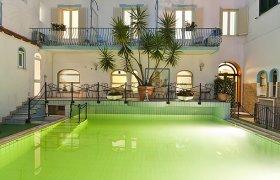 Hotel Bristol Terme Ischia (red) Ischia