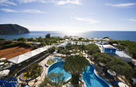 Vacanze presso Il Gattopardo Hotel Terme (red) Forio di Ischia