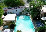 Hotel Terme La Bagattella (red) Forio di Ischia