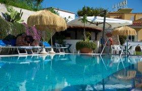 Vacanze presso Hotel La Luna (red) Barano d'Ischia