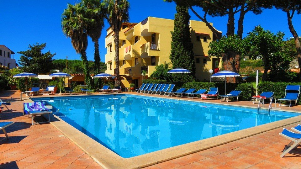 Family SPA Hotel Le Canne Ischia, Albergo Family SPA Hotel Le Canne Ischia