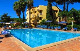 Offerte Family SPA Hotel Le Canne Forio di Ischia
