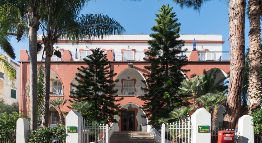 Hotel Terme Oriente Ischia, Albergo Hotel Terme Oriente Ischia