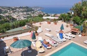 Last Minute Hotel Parco Osiride B&B Casamicciola Terme