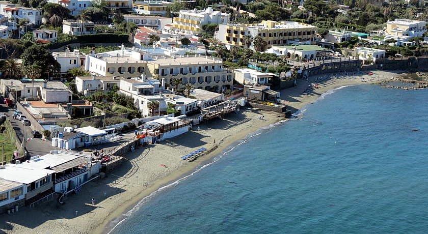 Hotel Santa Maria Ischia, Albergo Hotel Santa Maria Ischia