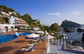 Offerte Delfini Strand Hotel Terme Ischia