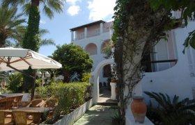 Hotel Terme Colella (red) Forio di Ischia