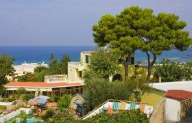 Vacanze presso Albergo Villa Hibiscus Forio di Ischia