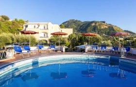 Hotel Zaro (red) Forio di Ischia
